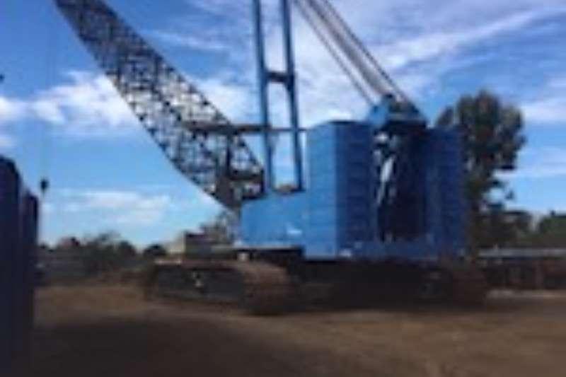 Kobelco CKE2500 250 TON Crawler crane