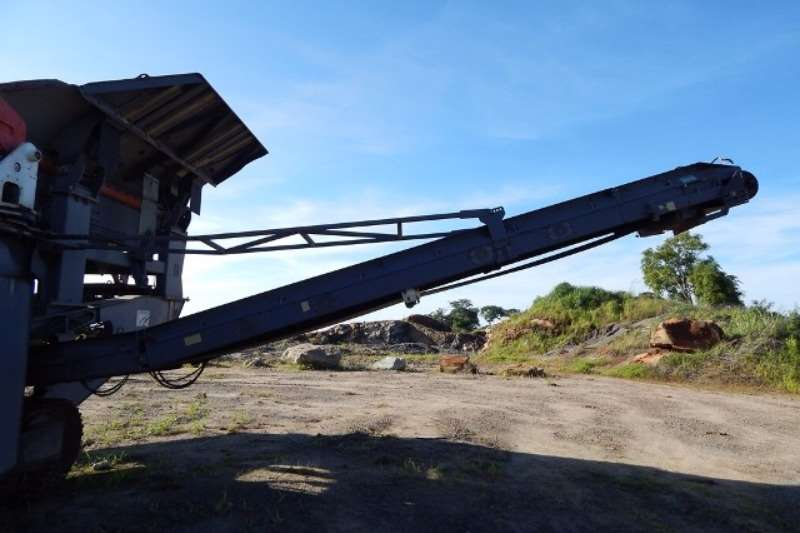 Metso Metso Lokotrack LT110 Track Mounted Jaw Crusher Crushers