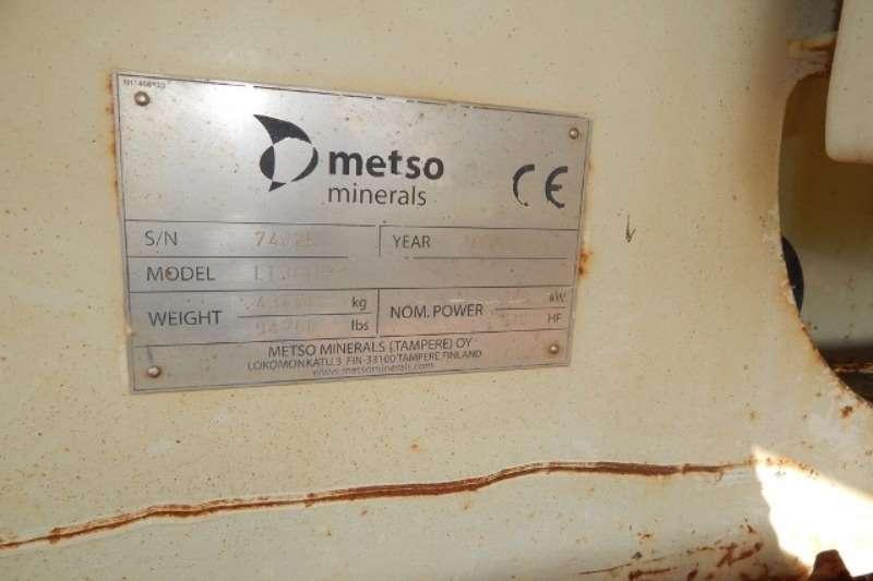 Metso Metso Lokotrack LT300HP Track Mounted Cone Crusher Crushers