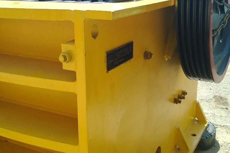 Other 25 X 36 Jaw Crusher Crushers