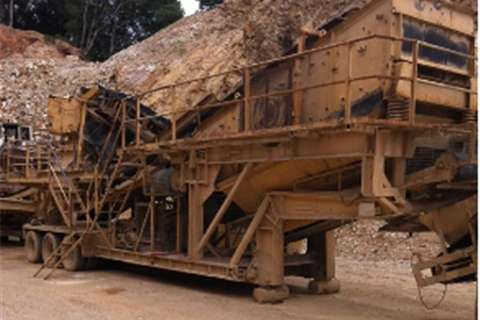Sheffield Allis Chalmers 36 inch Crushers