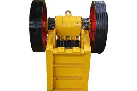 Sino Plant Jaw Crusher 150x250 Coarse Crushers