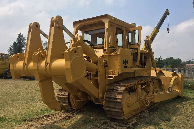 Komatsu Komatsu D155 bull dozer Crawler for sale Dozers
