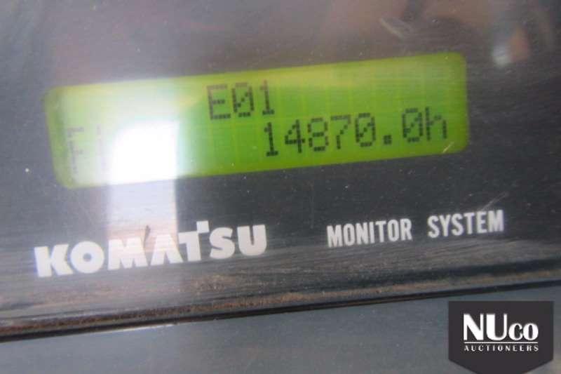 Komatsu KOMATSU D155AX DOZER Dozers