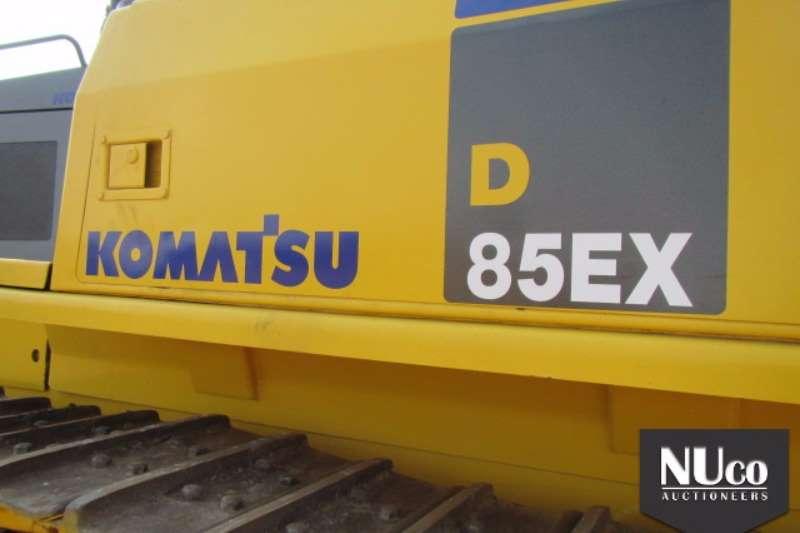 Komatsu KOMATSU D85EX DOZER Dozers