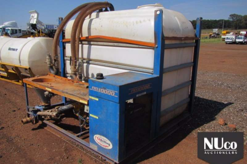 Drill Rigs Other FMX 10000 MODULAR DRILLING SYSTEM 0