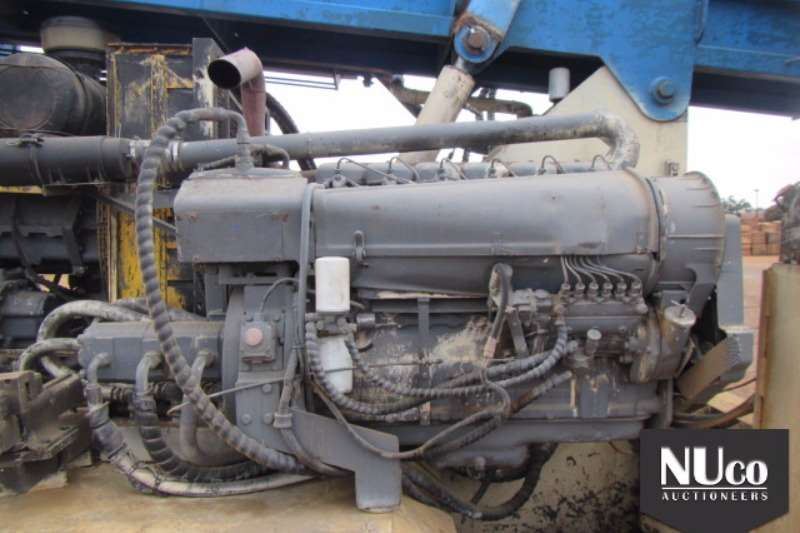 Other Samag 280 F26 6x4 Hyperion 5000 Drill Rig + On-boa Drill rigs