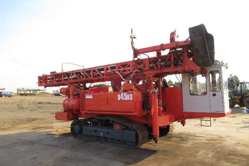 Other Sandvik D45 KS Drill rigs