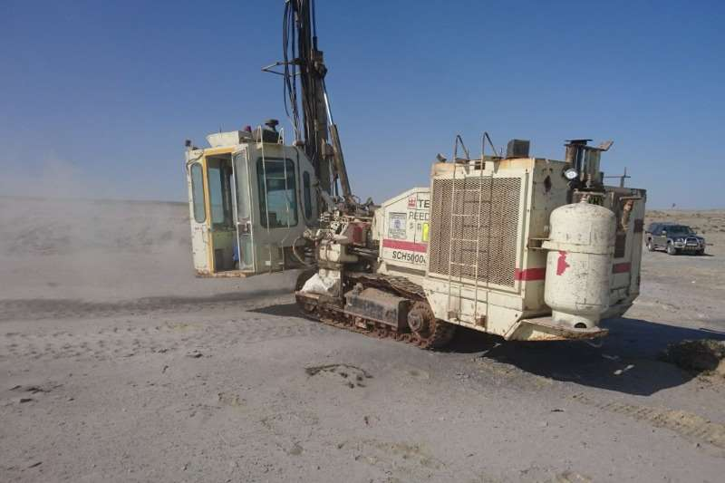 Other Terex SCH 5000 Hydraulic Track Drill Drill rigs