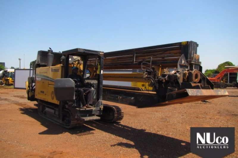 Drill Rigs Other VERMEER D100X210 SERIES 2 DRILL RIG 0