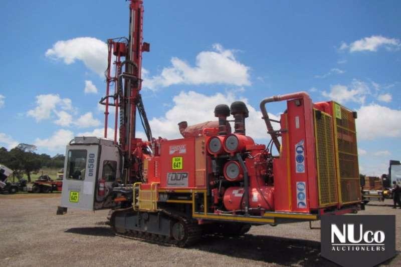 Sandvik SANDVIK DR580 DRILL RIG Drill rigs