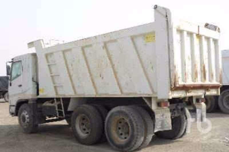 Mitsubishi FV517 Dump Truck