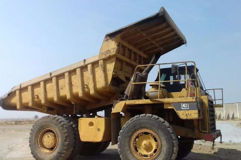 CAT 50TON C769 Dumpers