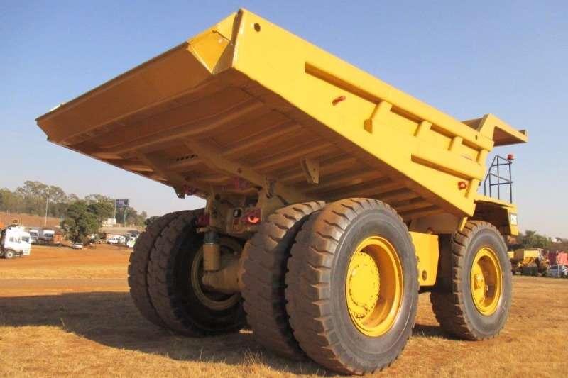 Caterpillar CAT 777D Dump Truck Dumpers