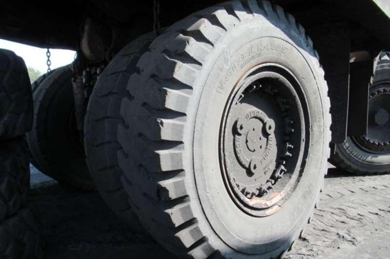 Hitachi Hitachi EH1700 3 Rigid Dump Truck Dumpers