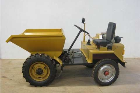 Other 1 Ton Site Dumpers Dumpers