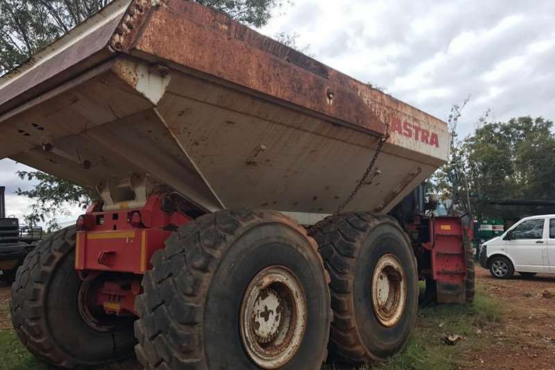 Other Used Astra 40 Ton Dumper Available Dumpers