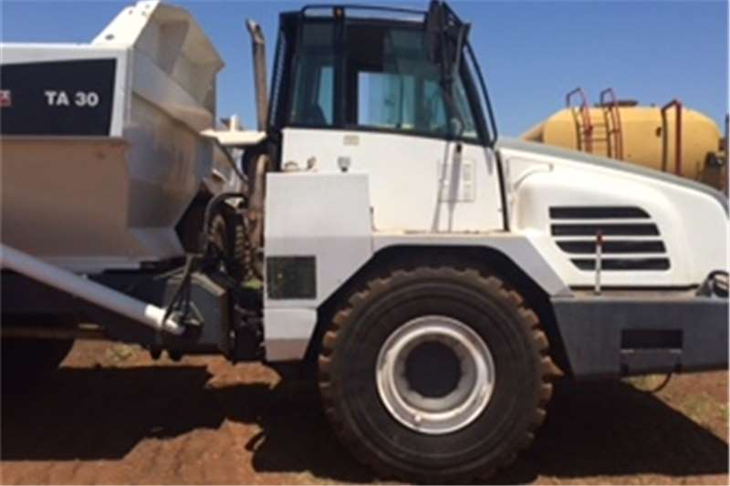Terex TA30 ARTICULATED DUMP TRUCK Dumpers