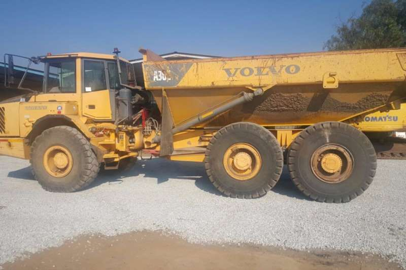 Volvo 2003 Volvo A30D 6X6 Dumpers