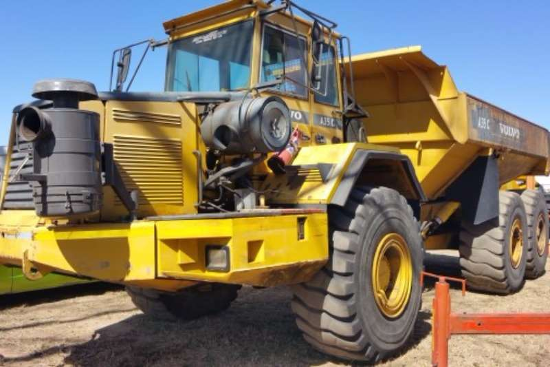 Volvo A35C Dumpers
