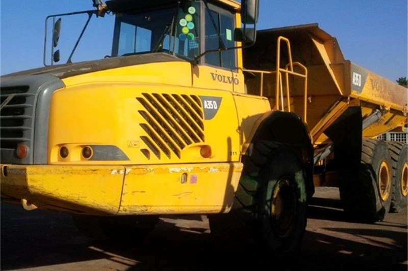 Dumpers Volvo Volvo A35D 2006