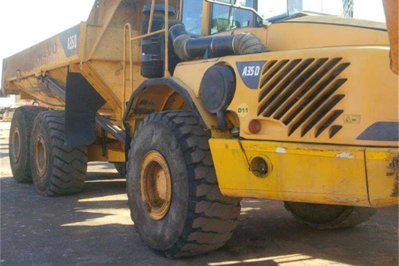 Volvo Volvo A35D Dumpers