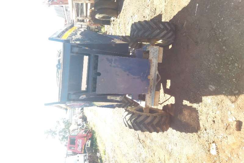 Winget 4x4 High Rise Bucket Dumpers
