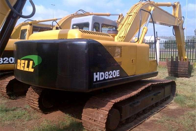 Bell HD820E, 20 TON EXCAVATOR Excavators