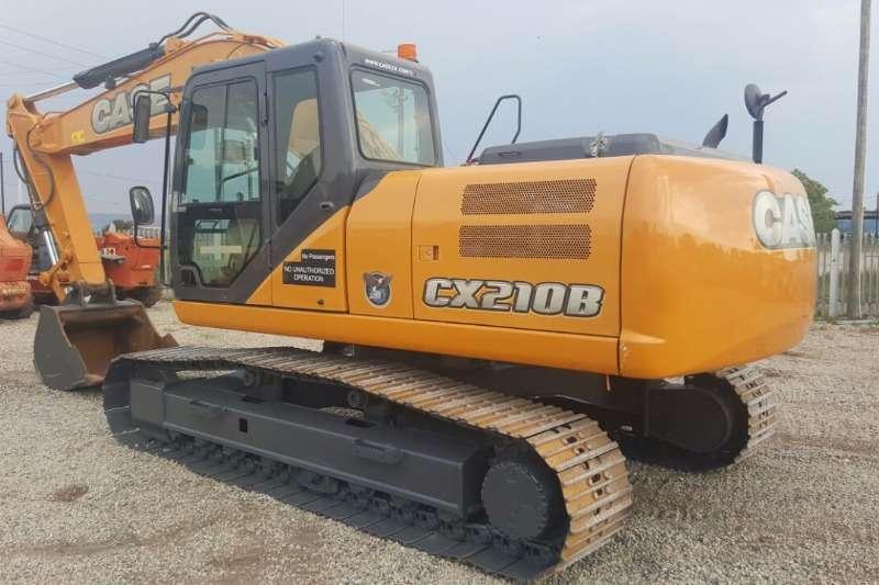 Case CX 210 B Excavators