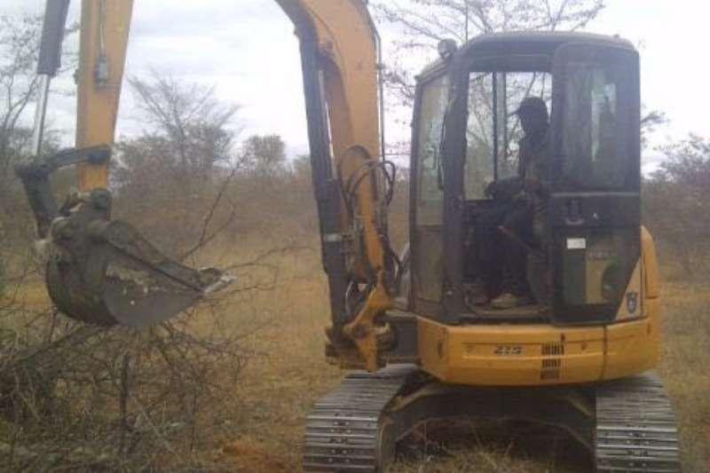 Case CX55 Mini Excavator Excavators