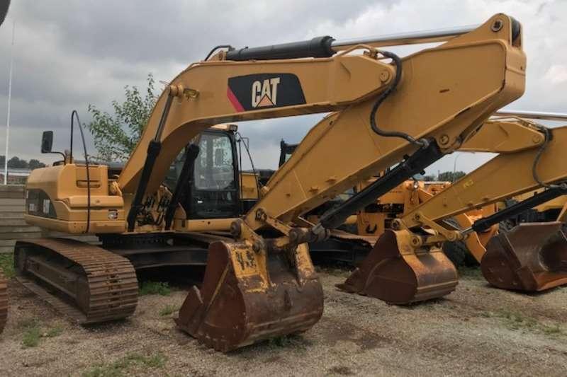 Caterpillar 2008 Caterpillar 320D Excavators
