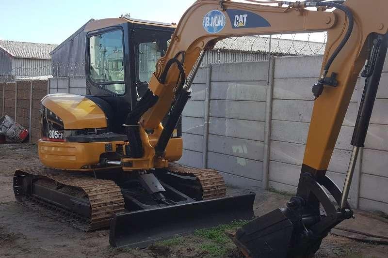 Caterpillar 305CR Excavators