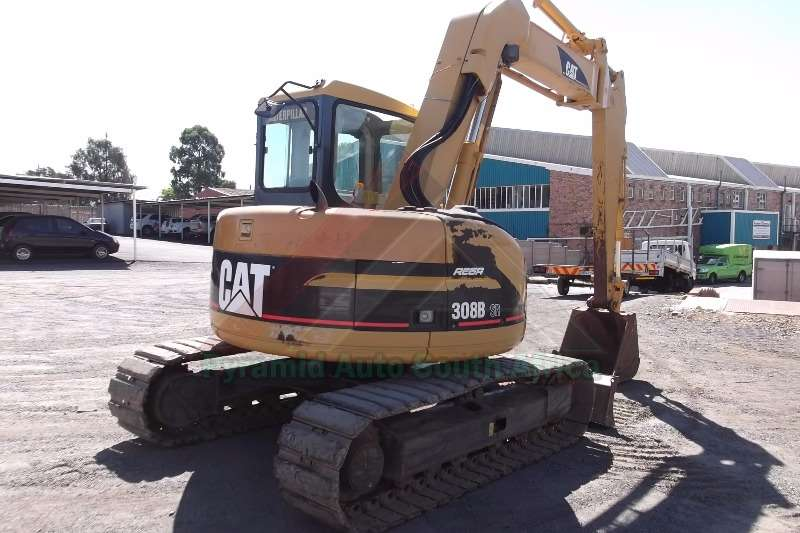 Caterpillar 308BSR Excavators