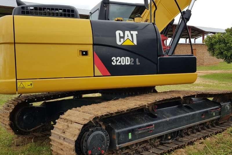 Caterpillar 320D2L Excavator Excavators