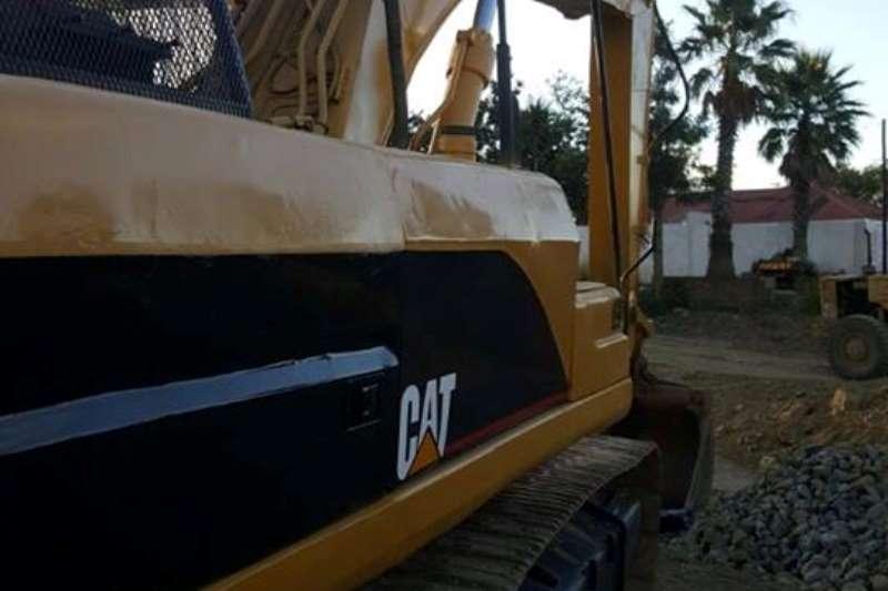 Caterpillar 330B LME Excavators