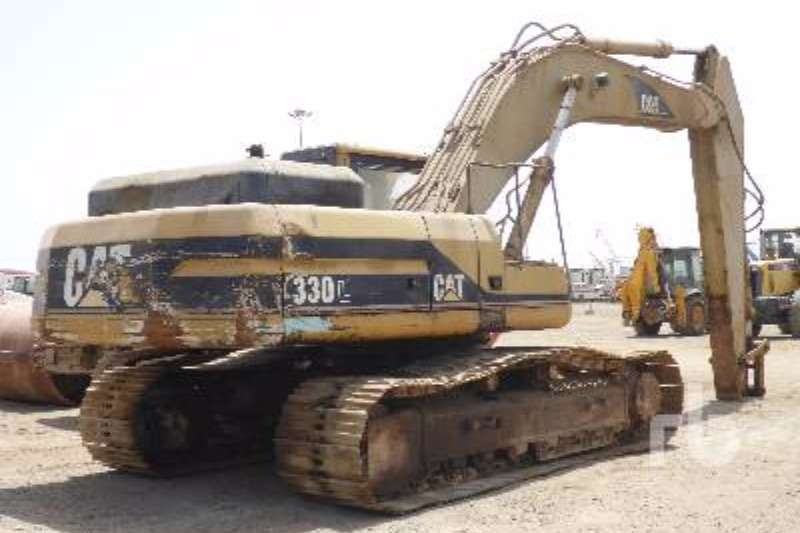 Excavators Caterpillar 330L 1993