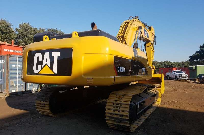 Caterpillar 336 Excavators