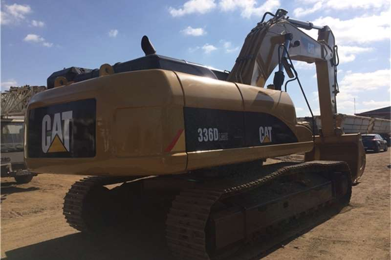 Caterpillar 336D Excavators