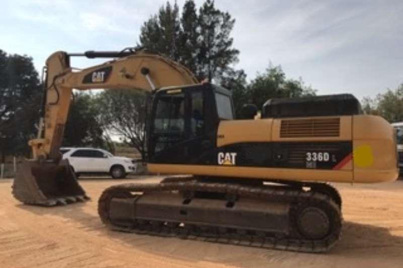 Caterpillar 336D Excavator Excavators