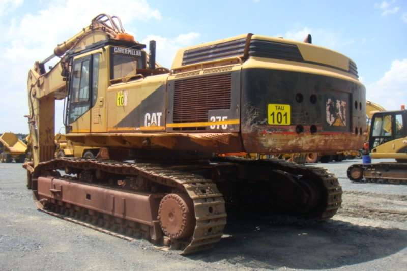 Caterpillar 375L Excavators