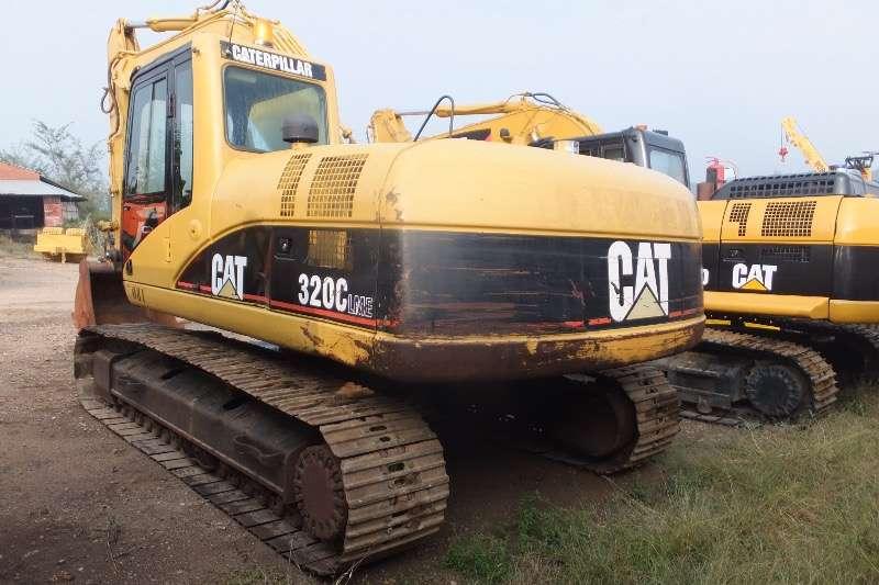 Caterpillar Cat 320C Excavator -2006 Mode Excavators