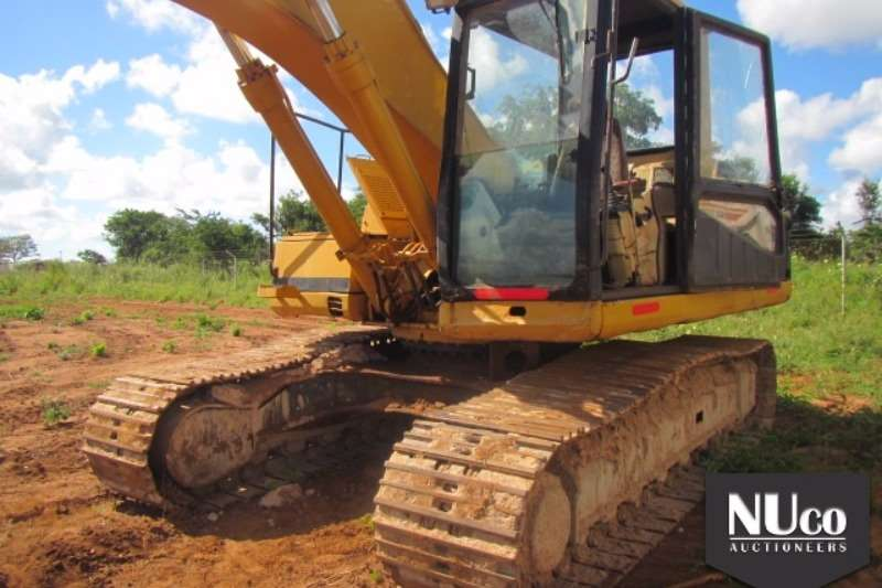 Caterpillar CAT 325LN EXCAVATOR Excavators