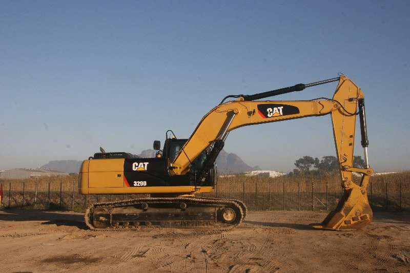 Caterpillar CAT 329D Excavators