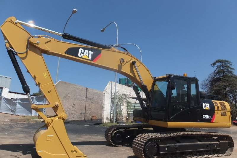 Excavators Caterpillar CATERPILLAR 320D 2008