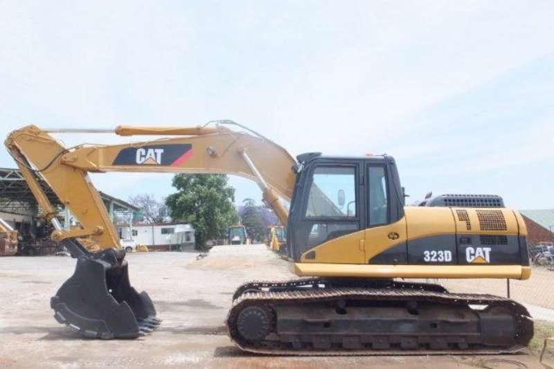 Caterpillar CATERPILLAR 323D Excavators