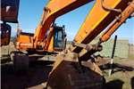 Excavators Doosan