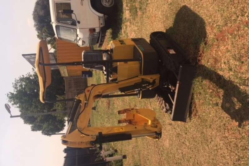Feeler FX 08 Excavators
