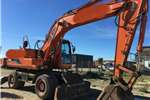 Excavators Hitachi 2009