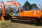 Excavators Hitachi 2010