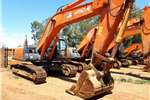 Excavators Hitachi 2012